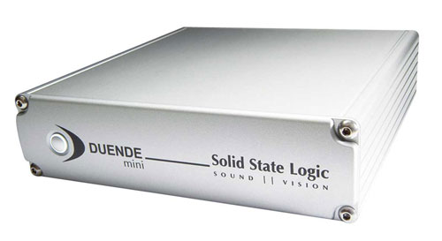 SSL Duende Mini
