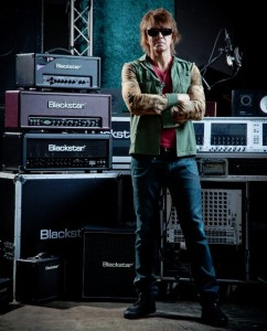 Richie endorses Blackstar
