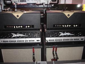 Richie's Diezel Amps 2006