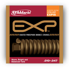 XP15 Coated Phosphor Bronze