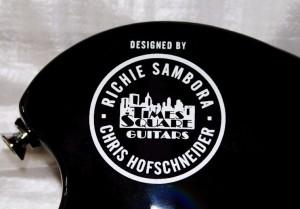 Logo on the back of SA-2