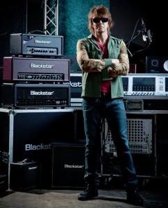 Richie endorses Blackstar